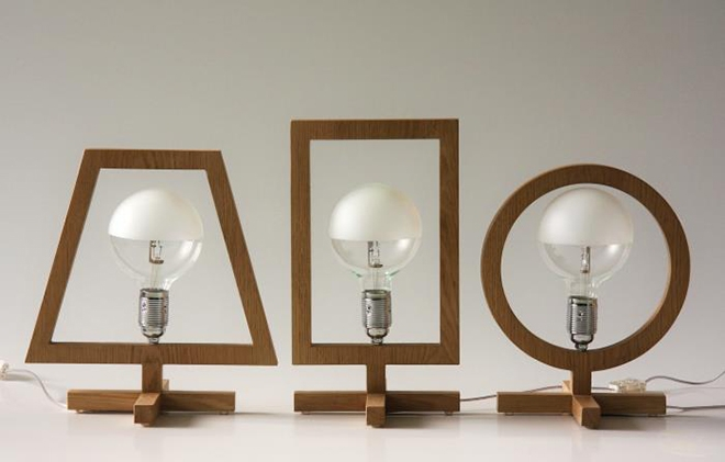 Design up prodotti he she it lampada design - Lampade da scrivania design ...