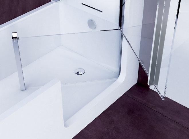 Design up prodotti elle doccia design - Dove posizionare soffione doccia ...