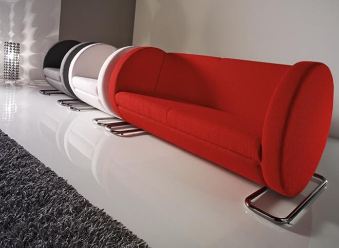 Design up prodotti tube poltrona design for Prodotti design