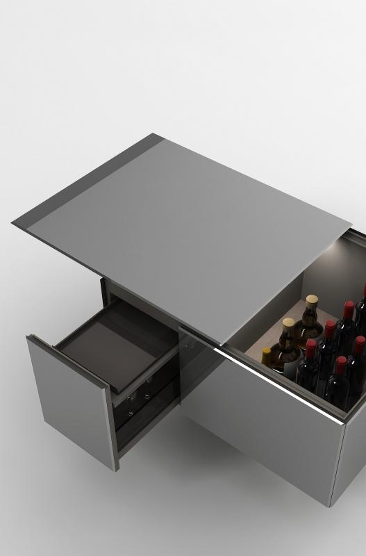 Design up prodotti bacco mobile bar design - Mobile bar design ...