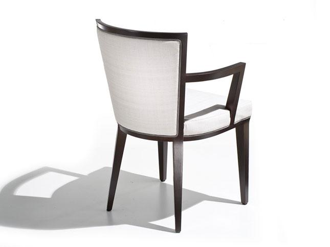 Design-UP! - Prodotti - Churchill Sedia con Braccioli Imbottita Design