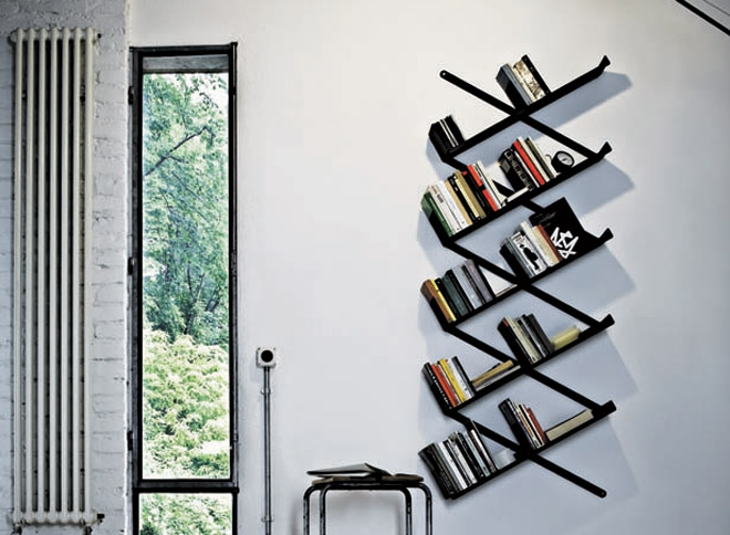 Design-UP! - Prodotti - Booxx - libreria - design