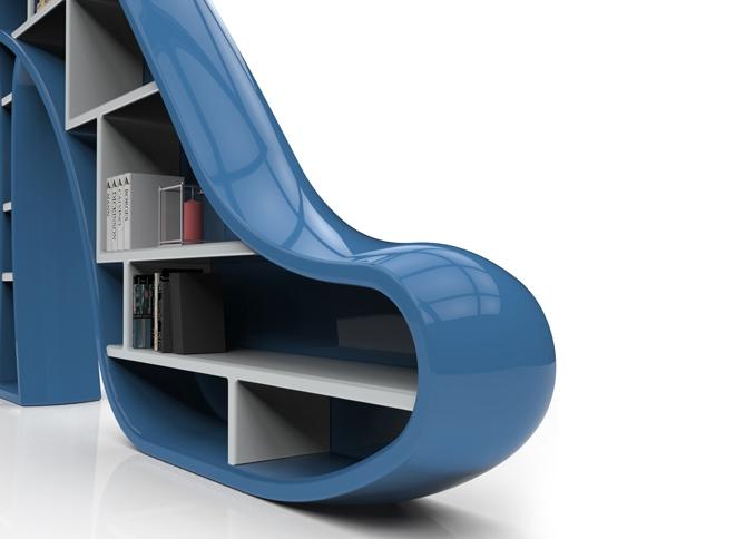 Design up prodotti lady libreria design for Prodotti design