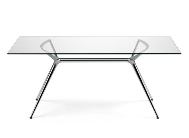Design up prodotti metropolis tavolo design - Sedia plexiglass trasparente ikea ...