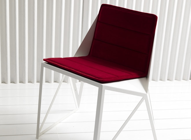 Design up prodotti abarth sedia design for Sedia design mag