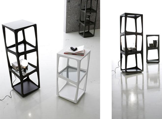 Design up prodotti twist libreria design for Prodotti design