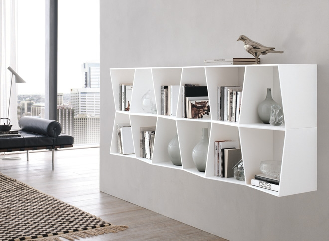 Design up prodotti wavy libreria design for Prodotti design