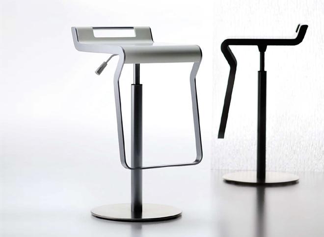 Pouf Poggiapiedi Girevole Beetle Infiniti Design : Sgabello design with