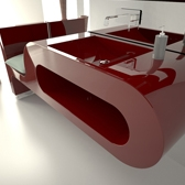 Garfish - lavabo - design